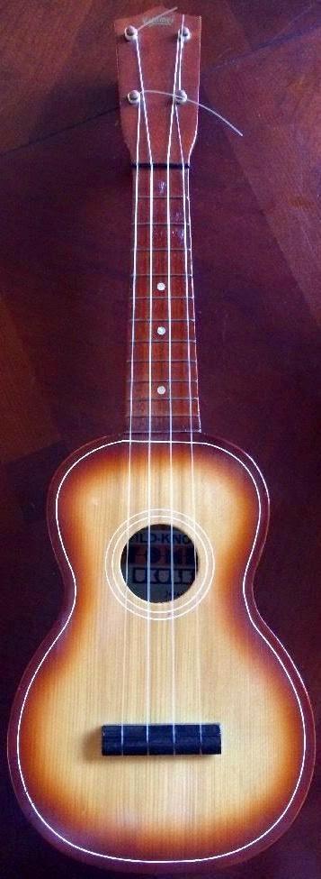 kyomei soprano ukulele