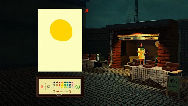 Passpartout - The Starving Painter Simulator apk screenshot