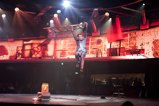 msc-meraviglia-Cirque-du-Soleil-at-Sea.jpg -  Cirque du Soleil fans can look forward to two production shows on MSC's newest cruise ship, MSC Meraviglia.