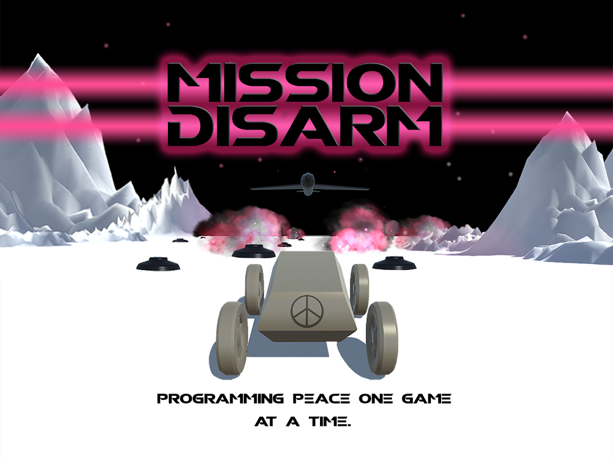 Mission Disarm- screenshot