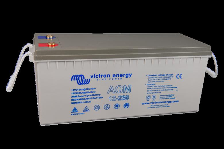 Victron Energy Batterier
