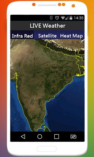 Global Satellite Live Weather Forecast Earth Map 4.4 screenshots 1