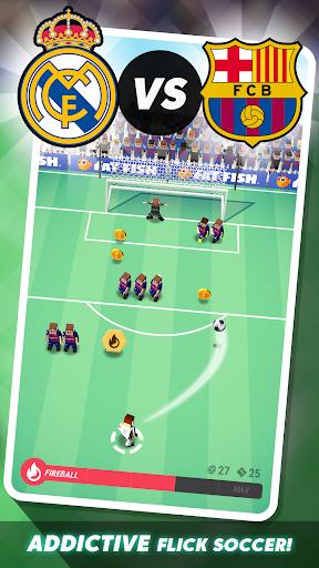 Tiny Striker LaLiga 2019 - Soccer Game 1.0.13 screenshots 1