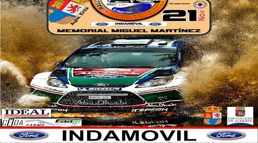 Este fin de semana se celebra el 6º Rally-Crono de Enix