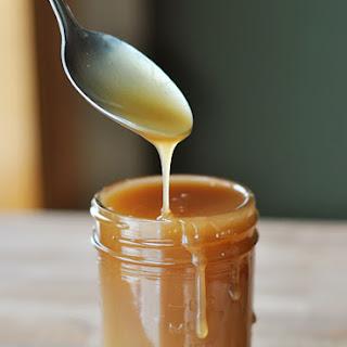 Divine Caramel Sauce.