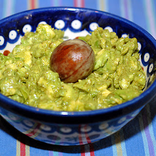 Traditional New Mexico Guacamole