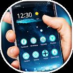 Galaxy Sci-Fi Launchr Theme Icon