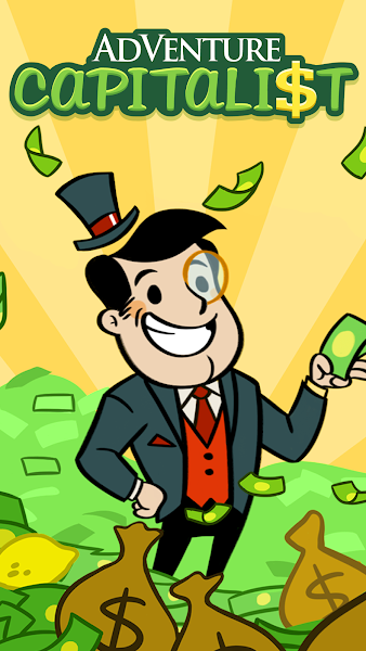 AdVenture Capitalist v5.1 (Mod Money)