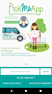 PickMeApp Mobility- miniatura screenshot