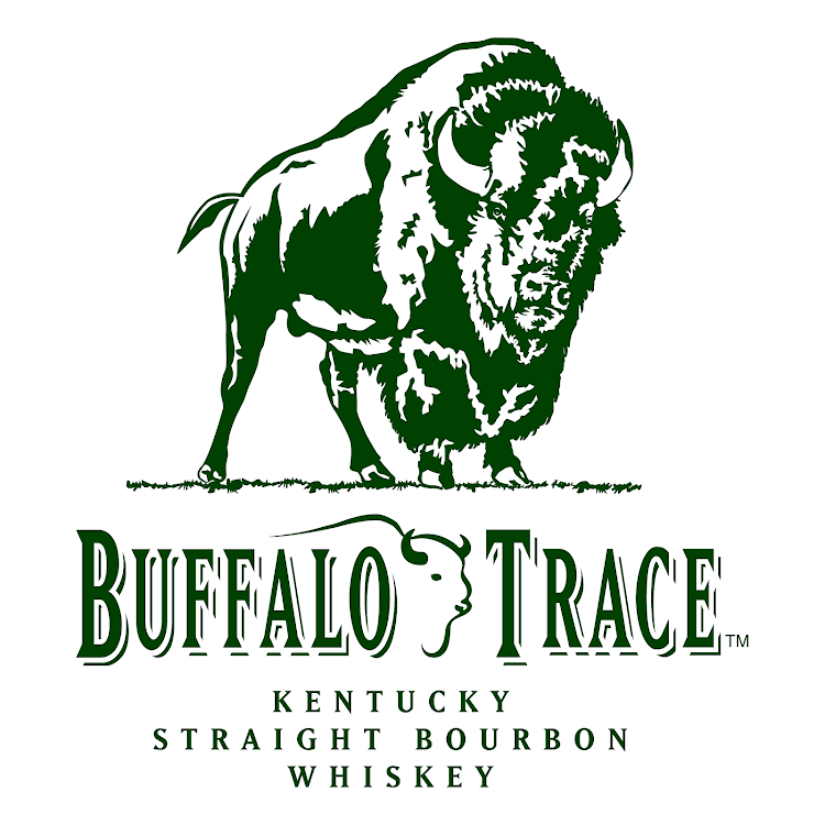 Logo for Buffalo Trace Distillery