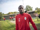 Merveille Bope Bokadi speelde een vlekkeloze partij tegen Anderlecht