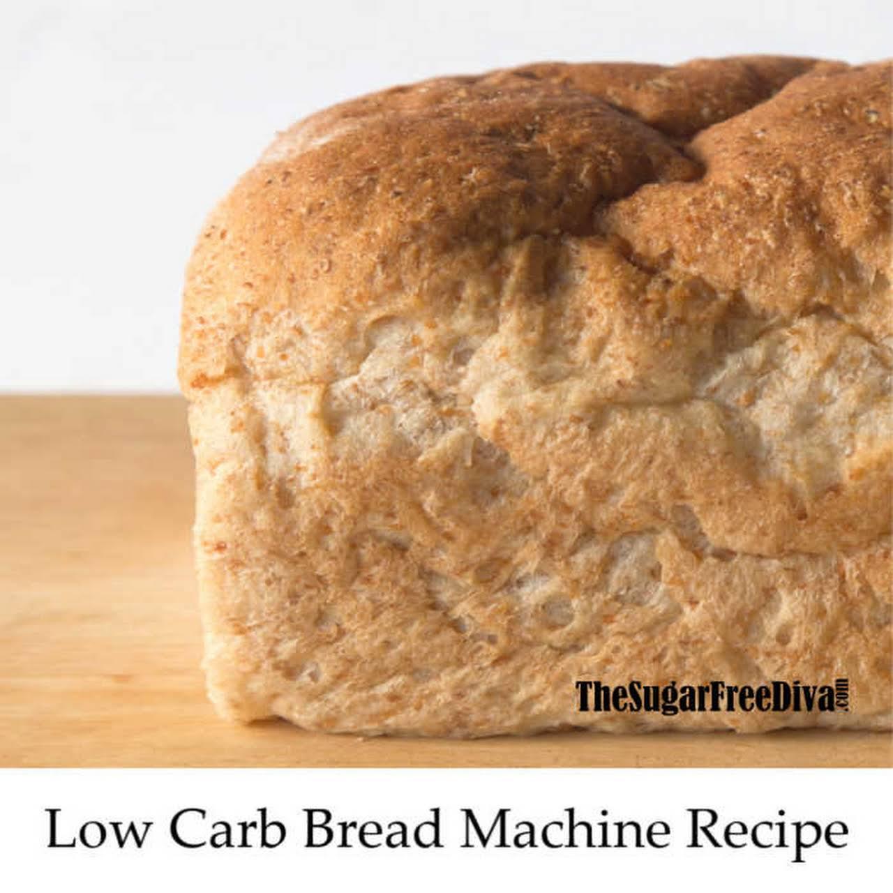 10 Best High Fiber Low Carb Bread Machine Recipes Yummly