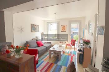 Maison 3 pièces 74,5 m2