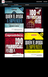 EMPRENDEDORES Revista- screenshot thumbnail