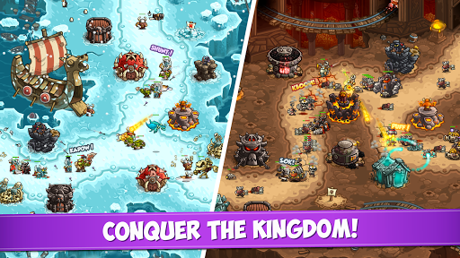 Kingdom Rush Vengeance - screenshot
