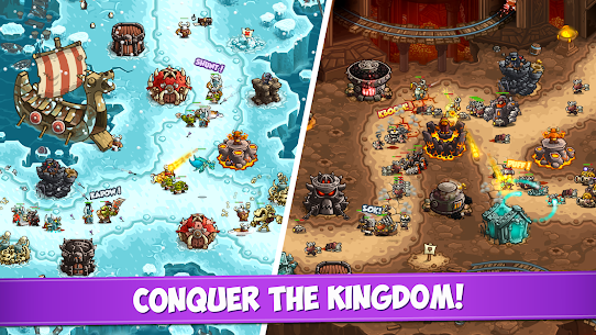 Descargar Kingdom Rush Vengeance TD para PC ✔️ (Windows 10/8/7 o Mac) 3