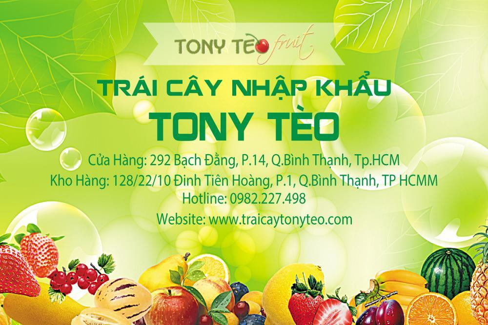 trái cây Tony Tèo