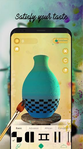 Pottery Simulator Games apktram screenshots 3