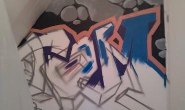 Album Archive - Graffiti slaapkamer Tom