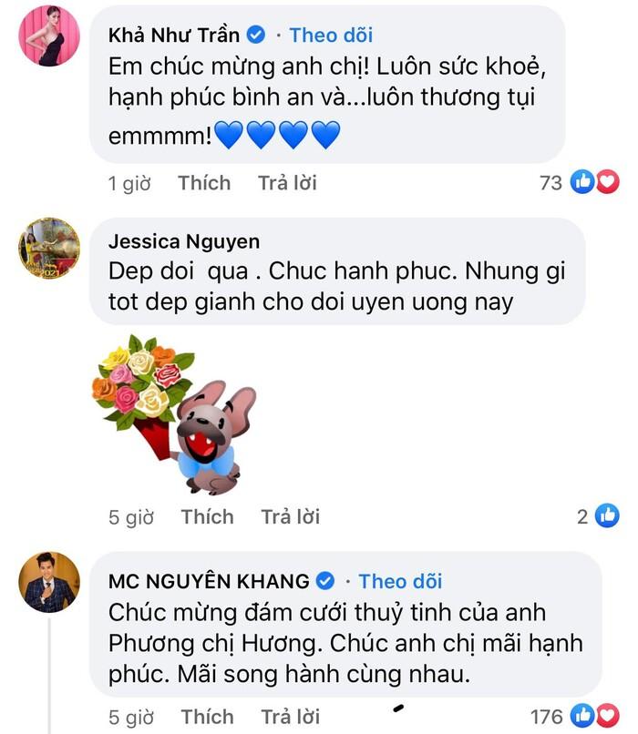 Giải trí - Việt Hương bất ngờ nhắn nhủ ông xã: Đám cưới thủy tinh dễ vỡ, nhớ giữ gìn (Hình 2).