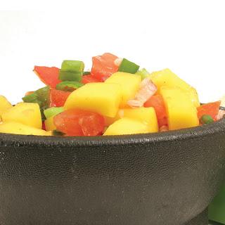Red Pepper & Mango Salsa