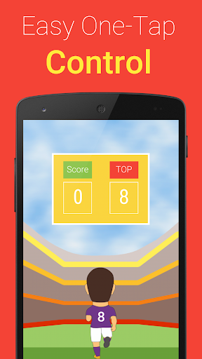 FootRunner - One-tap Football