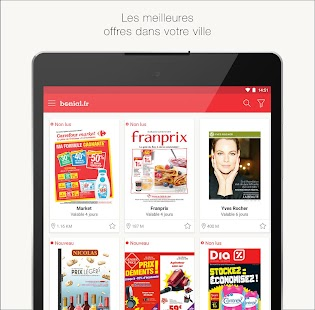Bonial - Promos & Catalogues- screenshot thumbnail