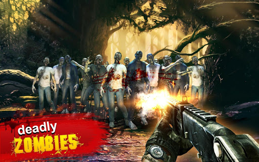 Army Strike Zombie Game for free Attack Games 2018 1.0 screenshots 4