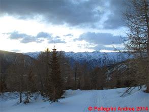Photo: IMG_6941 stiamo per scollinare in Val Comasine, ci lasciamo il Brenta alle spalle