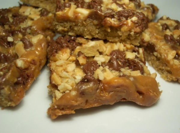 Caramel Cashew Chewies Recipe