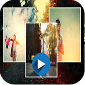 Photo Video Maker With song !
