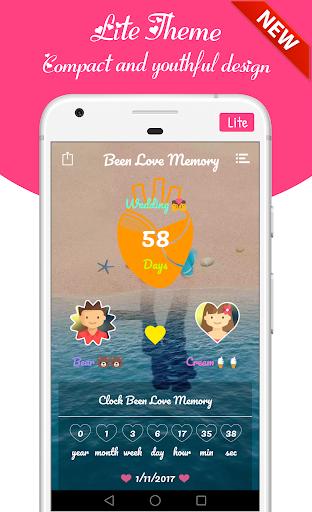 Been Love Memory - Love Counter - Love days 2018  screenshots 3