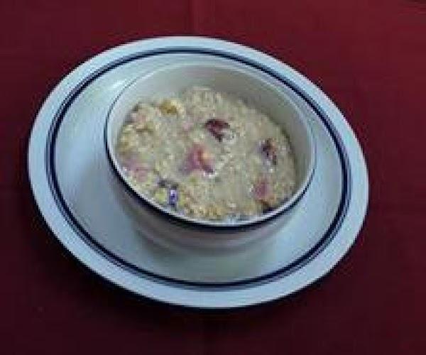 Birchermuesli Recipe