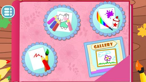 Kids Games: Coloring Book 1.1.0 screenshots 1