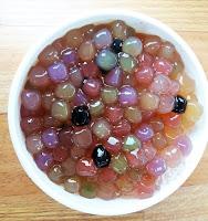 麻豆碗粿 彩色粉圓
