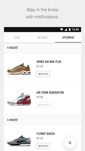 Nike SNEAKRS 2.14.0 screenshots 2