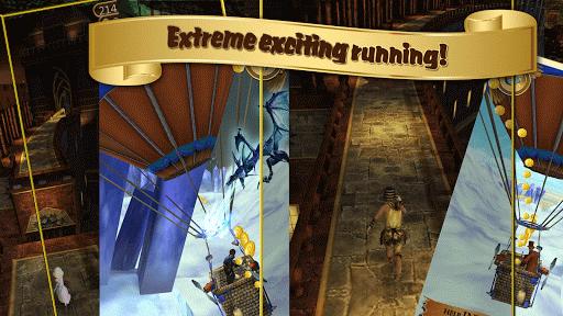 Running Lost Castle|玩街機App免費|玩APPs