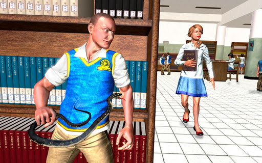 Bully Gang: Free High school Gangster game 1.0 de.gamequotes.net 1