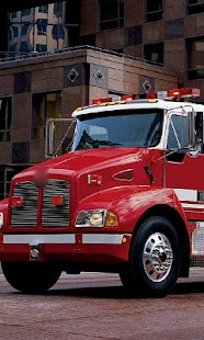 Fire Apparatus Wallpapers - náhled