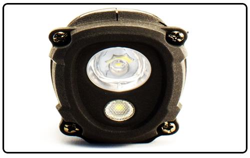 Energizer LED AA Flashlight, Hard Case Professional ProjectPlus Light