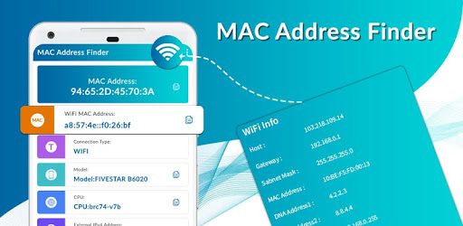MAC Address Finder - Apps on Google Play