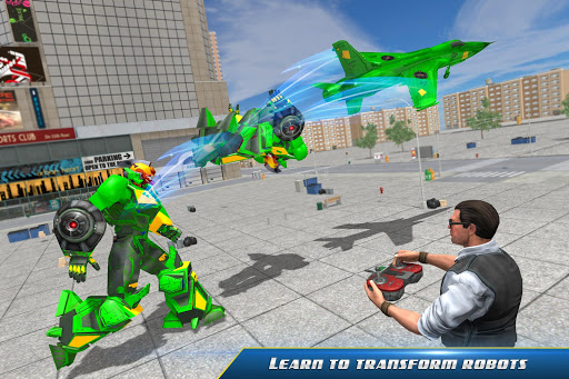 Stealth Robot Transforming Games - Robot Car games 1.0 app download 2