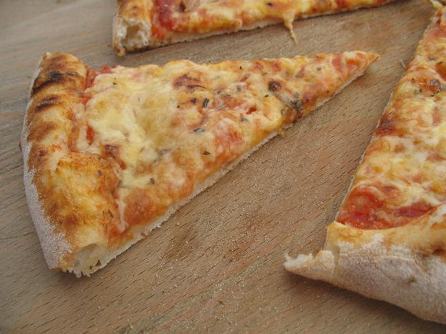 Photo: Mirakul pizza Margarita