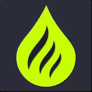 Vapor Lime - CM12 Theme