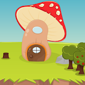 Escape the mushroom