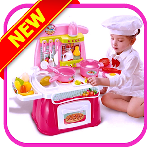 Kitchen Set Cooking Food Toys Video