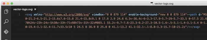 final svg code