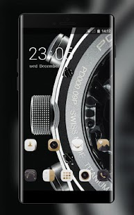 Theme for Huawei Mate 10 Mechanical Wallpaper - náhled