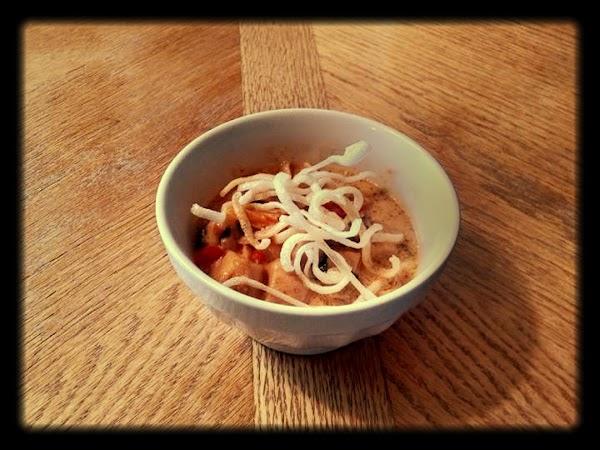 Thai Coconut Red Curry Recipe