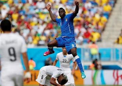 """Balotelli wordt verleid: """"Mario, hier zou je een koning zijn"""""""
